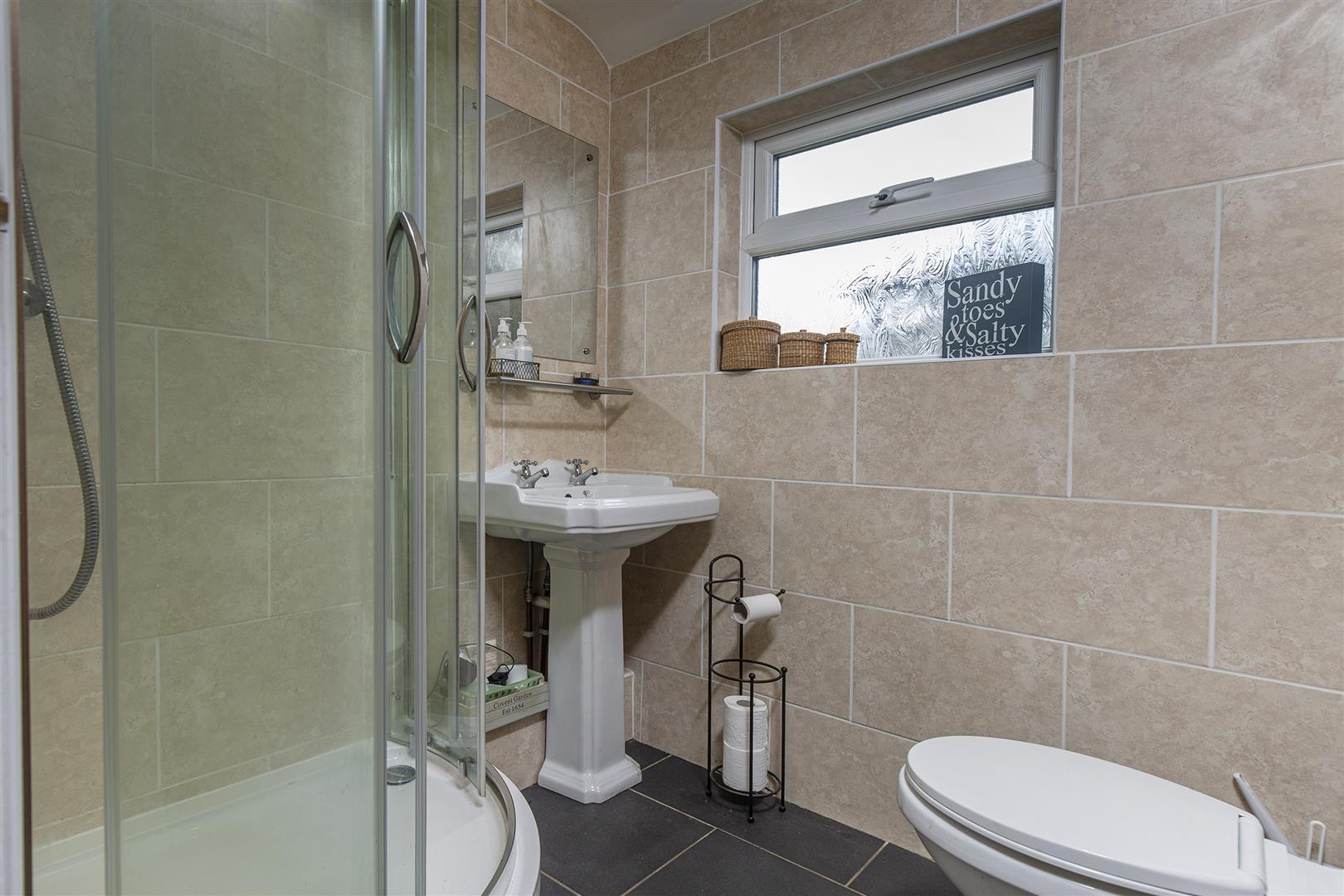 Cloakroom WC/Shower Room